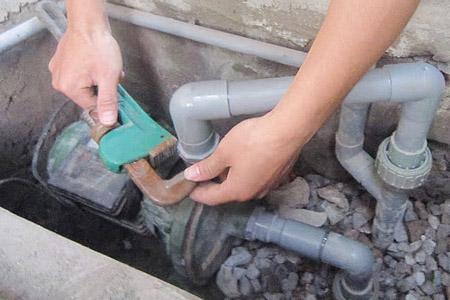 Sửa chữa ống nước tại Hải Phòng