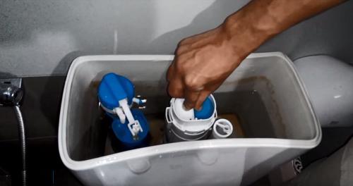 Cách chữa bồn cầu bị rò rỉ nước - Hút bể phốt tại Hải Phòng