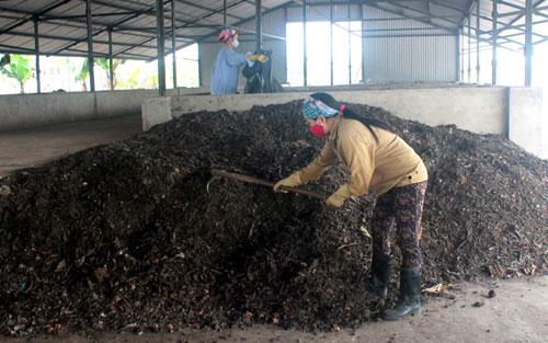 Sử dụng chất thải bể phốt vào nông nghiệp - hút bể phốt tại Hải Phòng