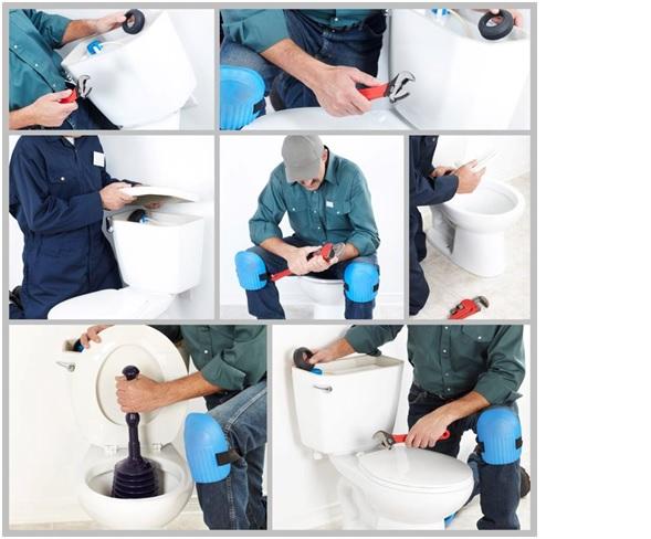 Thông cống nghẹt - Dịch vụ hút bể phốt tại Hải Phòng