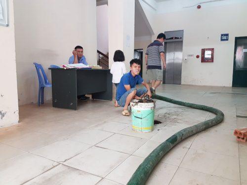 Hút bể phốt tại Hải Phòng