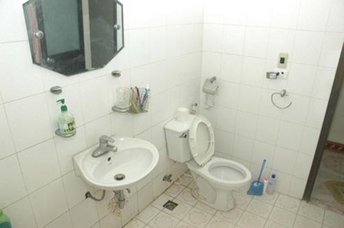 Khử mùi nhà vệ sinh - Hút bể phốt tại Hải Phòng